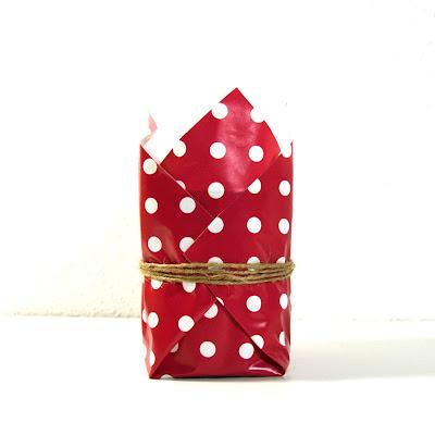 ines felix kreatives zum nachmachen blumentopf ratz fatz als geschenk verpackt. Black Bedroom Furniture Sets. Home Design Ideas