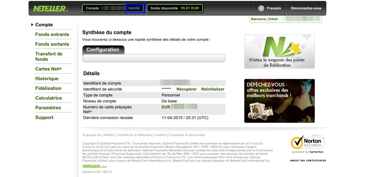 Carte Bancaire Neteller.Verifiez Vos Comptes Paypal En Tunisie Avec Vos Cartes