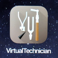 Virtual Technician app pic