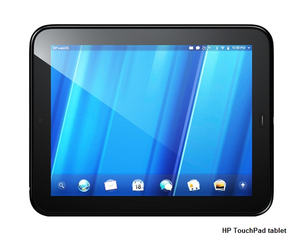 HP TouchPad 32GB tablet review