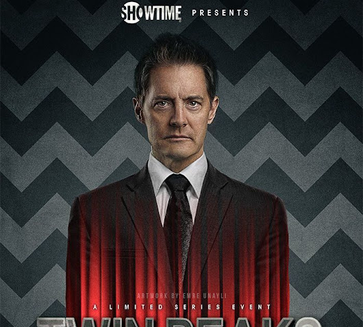 Twin Peaks: The Return (Season 3, the first half)