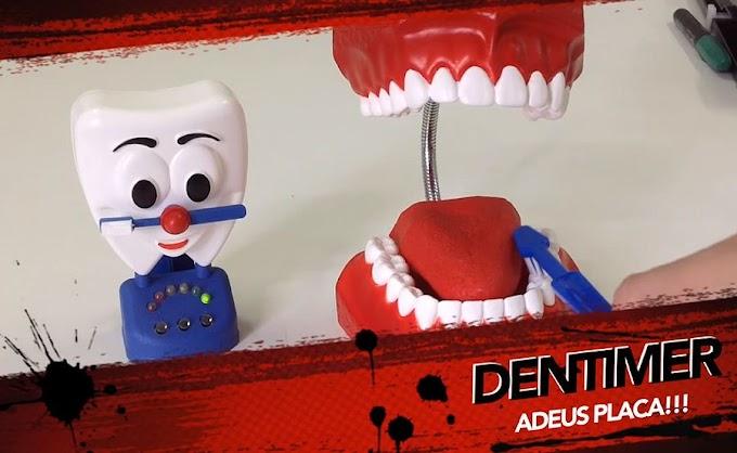DENTIMER - Medidor de tempo para escovação dentária