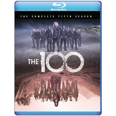 The 100 Season 5 Blu Ray