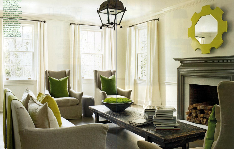 Green And Grey Meg B Frank Interiors