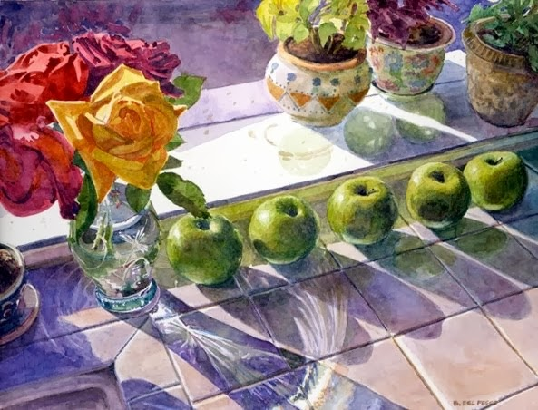 Belinda Del Pesco | British Still Life Painter