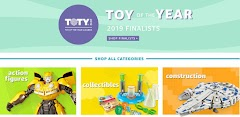 """Номинанты 2019 года на премию """"Лучшие игрушки"""": версия TOTY Awards"""