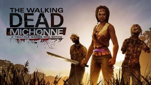 Free Download The Walking Dead Michonne Full APK+DATA Terbaru