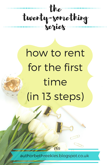 Renting for the first time is terrifying. If you're confused about where to start, check out this post, where I share a few tips on how I managed to find my dream flat.