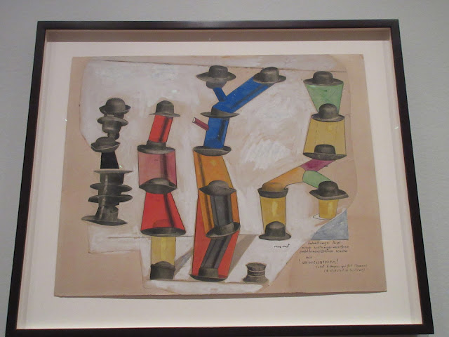 Max Ernst, Beyond Painting, MOMA, Museum of Modern Art, New York,  Elisa N, Blog de Viajes, Lifestyle, Travel