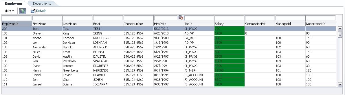 Andrej Baranovskij Blog: ADF Fragment Data Reload with Poll