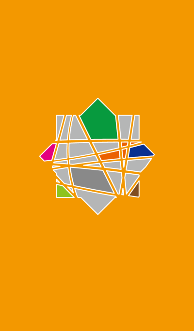 Mosaic-Orange
