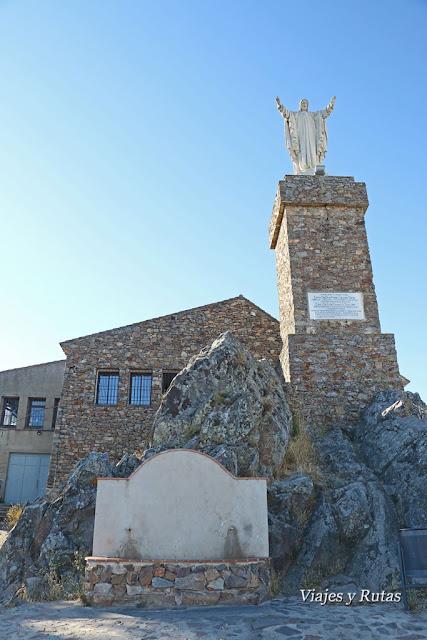 Santuario de la Virgen de la Montaña,Cáceres