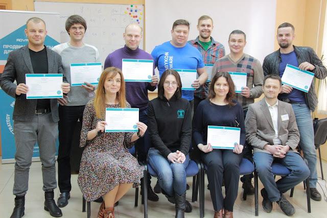 Управление процессами в IT, тренинг центр AdvanceIT, Харьков