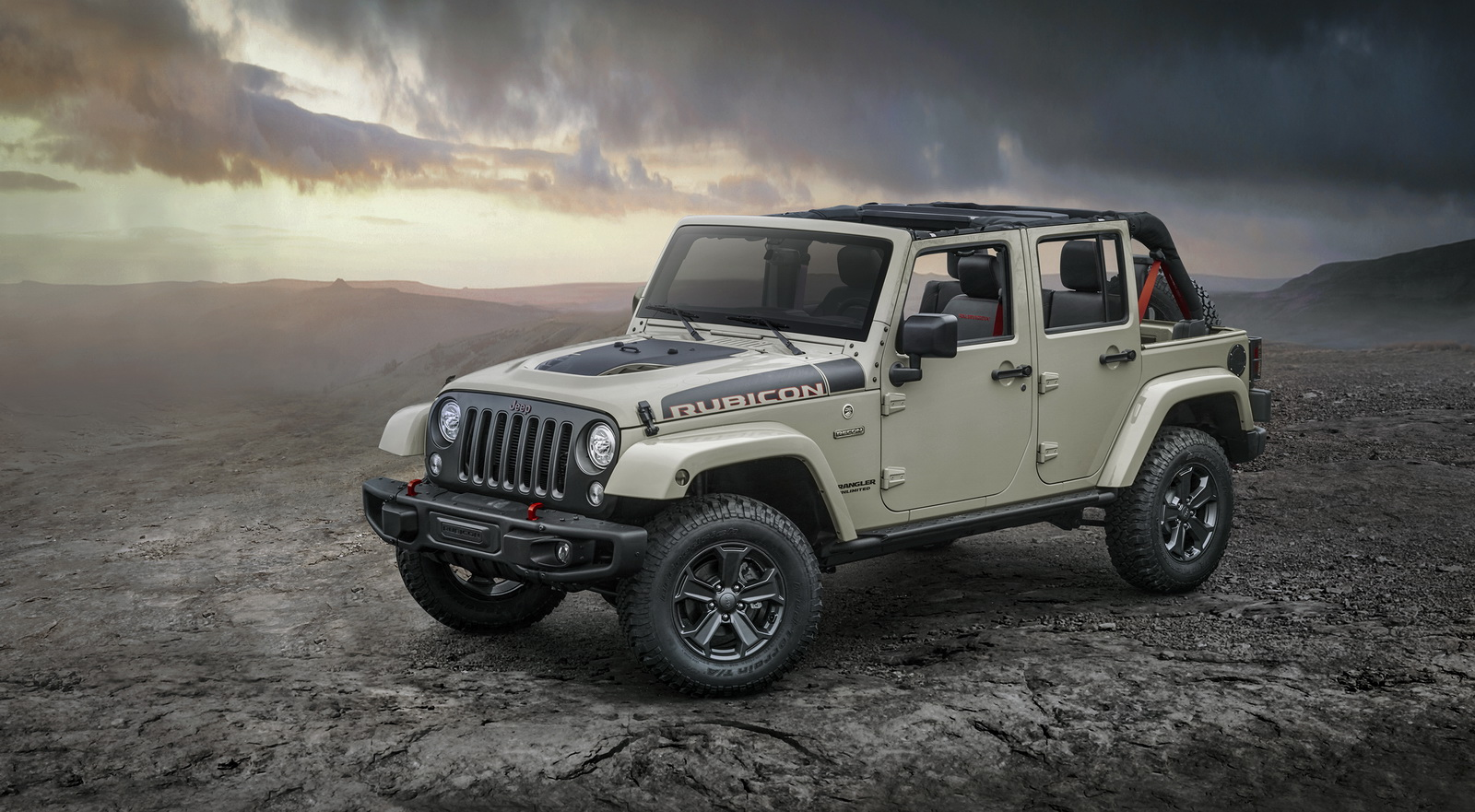 jeep reveals new wrangler rubicon recon for off road aficionados. Black Bedroom Furniture Sets. Home Design Ideas