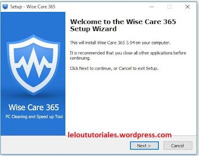 Wise Care 365 Pro v3.94.352 + Serial + Portable [MEGA]