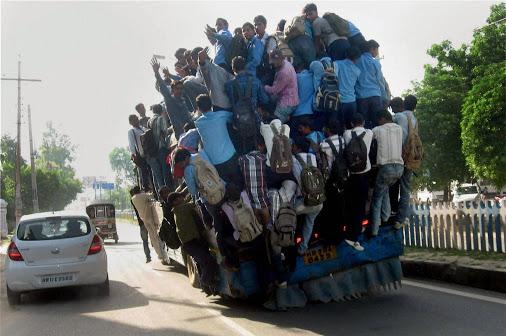 Gambar Transportasi Lucu 07