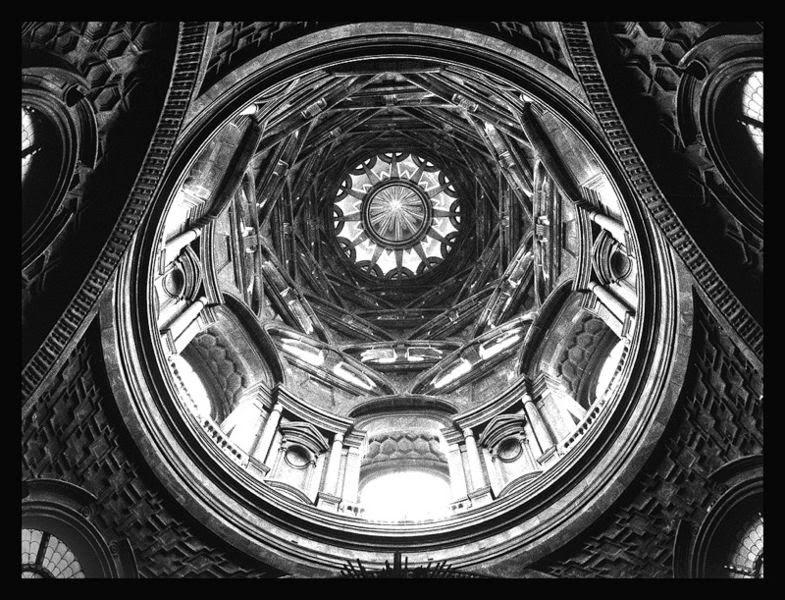 Barroco en Italia | Capilla de la Sábana Santa (Sacra Sindone o Santa Sindone) en Turín | Guarino Guarini