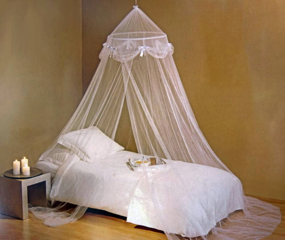 Curtain Ideas Bed Canopies Mosquito Nets