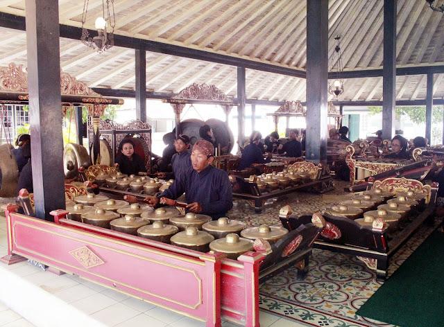 Nama-nama Gamelan Jawa dan Sejarahnya