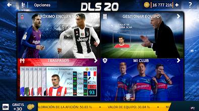 DLS Mod DLS 2020 TG - Soccer Winter