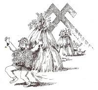 jumis, latvian folklore, latvian mythology, latviešu folklora, latviešu mitoloģija, capital r, 2018