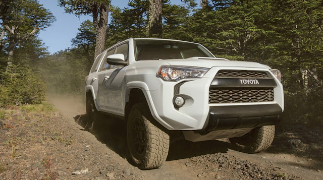 2018 Toyota 4Runner Redesign and Changes