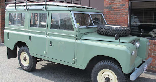 The Future of Collectible Land Rovers - Defender, Discovery, Range Rover Classic
