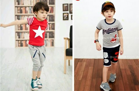 Model Baju Anak Laki Laki Terbaru 2016