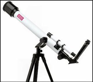 Fungsi Bagian-Bagian dan Sifat Bayangan pada  Alat Optik Teropong Beserta Cara Kerjanya