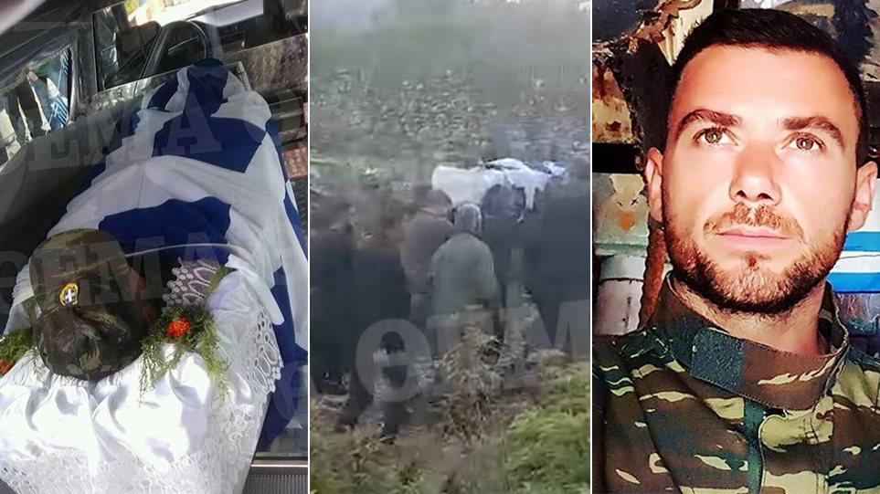 Σήμερα η κηδεία του Κωνσταντίνου Κατσίφα: Εκατοντάδες Βορειοηπειρώτες φτάνουν στους Βουλιαράτες
