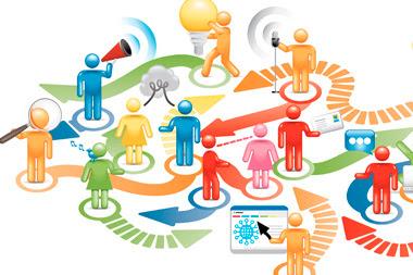 c13996ba83d Los canales de distribución constituyen complejos sistemas de  comportamiento en los que las personas y las compañías interactúan para  alcanzar metas ...