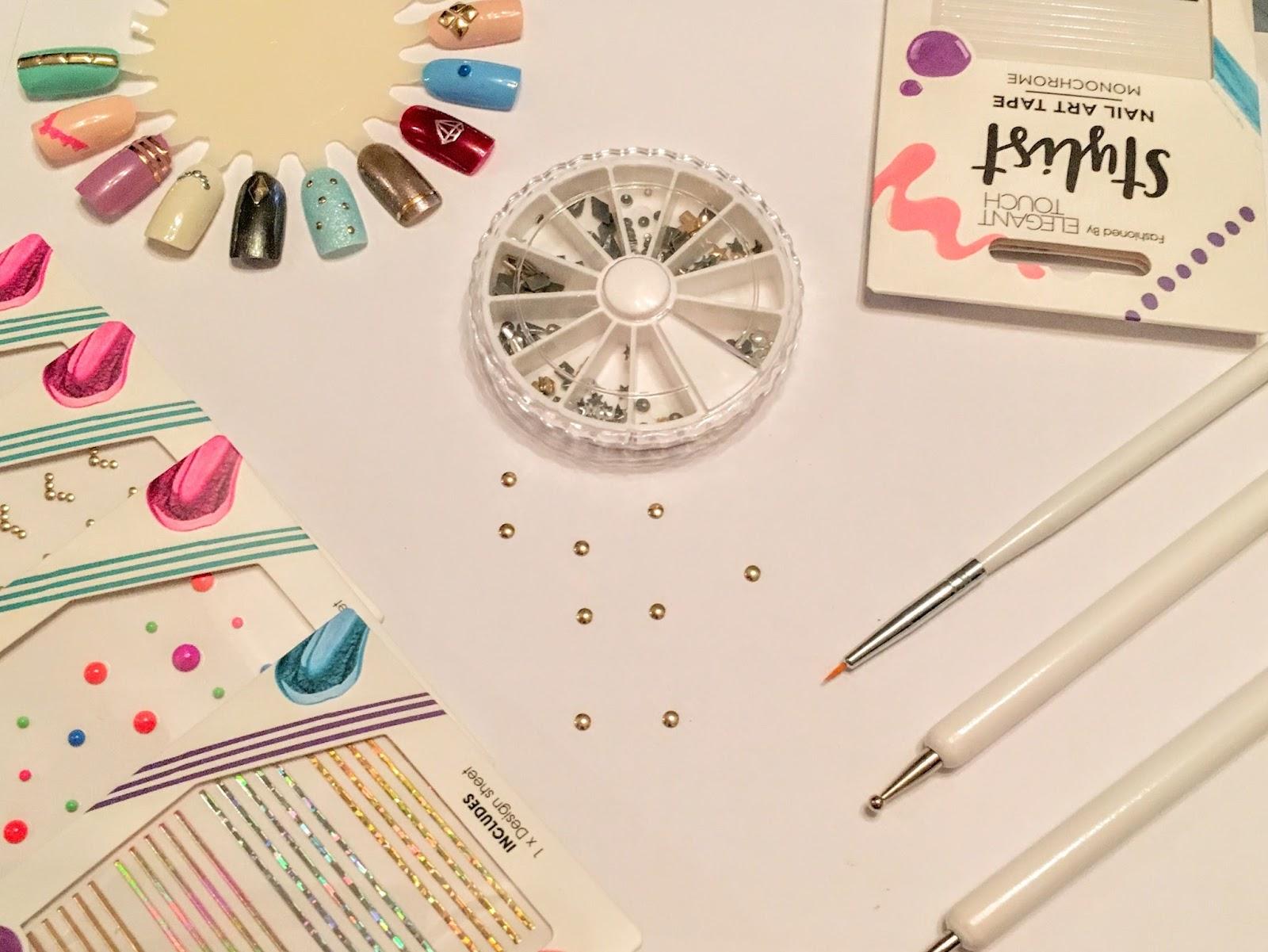 Elegant Touch Stylist Nail Art