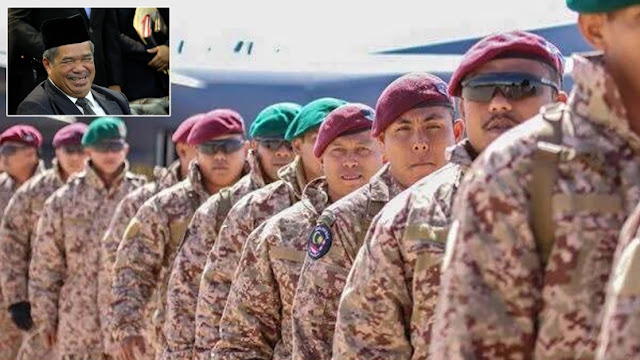 Pasukan Atm Di Saudi Diarah Pulang Sabu Abu Leman