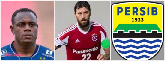 Tiga Pemain Baru Persib Bandung Dipastikan Tiba Awal Januari 2018
