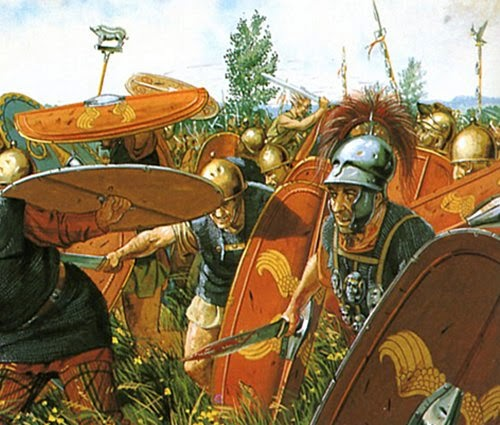 Painting Romans