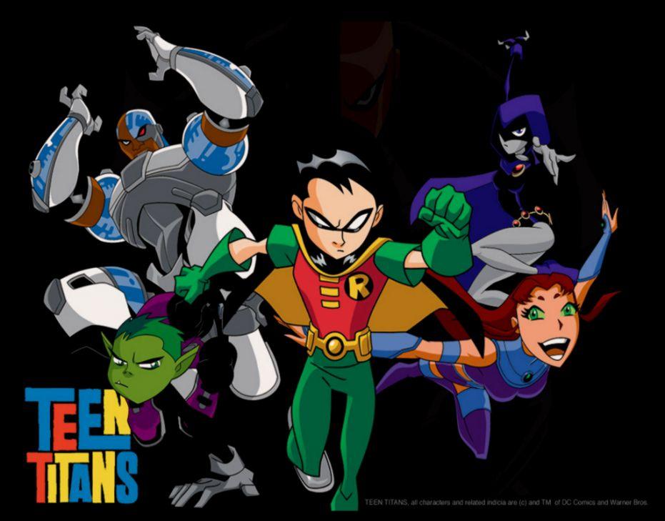 Teen Titans Desktop 27
