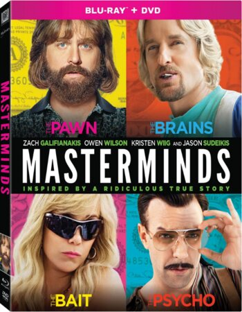 Masterminds (2016) Dual Audio Hindi 480p BluRay x264 300MB ESubs Movie Download