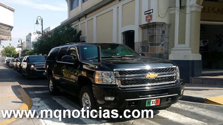 El Estado Mayor tuvo que salir huyendo de Tamaulipas