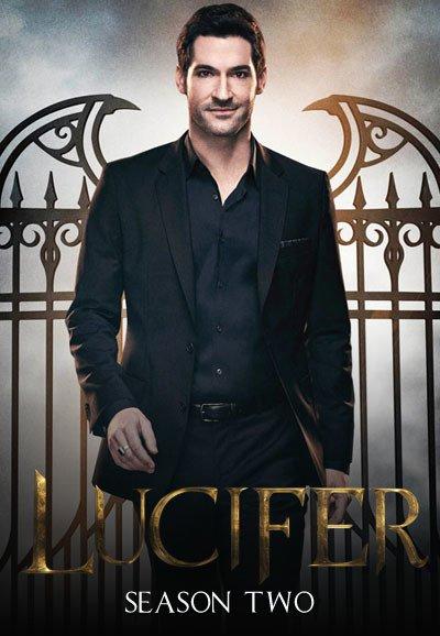 Lucifer 2ª Temporada (2017) Torrent – BluRay 720p Dual Áudio