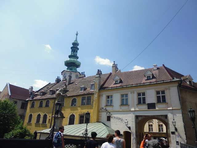 Puerta de San Miguel (Bratislava) (@mibaulviajero)