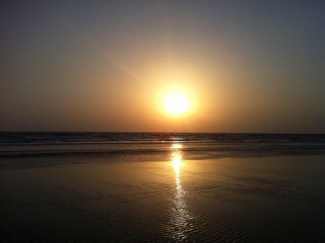 Mandrem Beach, Goa