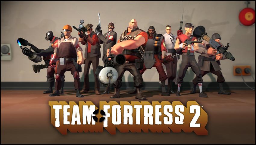 Downloads: Team Fortress 2 v1 0 9 5 Free Game