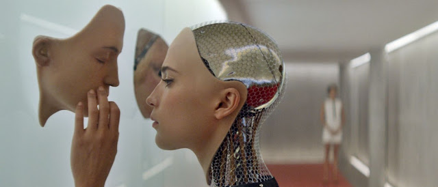 Robô silencioso é sinal de inteligência?