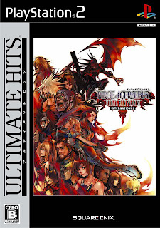 Final Fantasy VII International: Dirge of Cerberus: PS2 Download games grátis