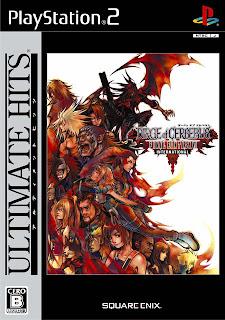 Final Fantasy VII International: Dirge of Cerberus: PS2 Download games grátis
