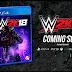 Primeiro teaser do WWE2K18 é revelado