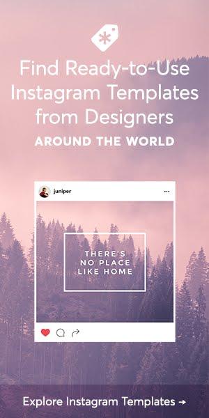 ANIMATED Modern Instagram Stories