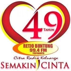 Retjo Buntung 99.4 FM Jogjakarta citra radio keluarga