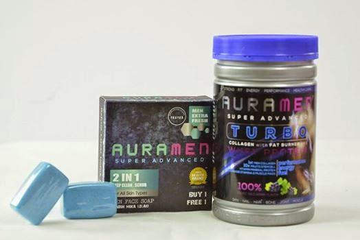 Produk Auramen Turbo Collagen Sangat Berkhasiat