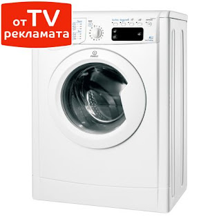Пералня SLIM Indesit IWSNE 61253 C, 6 кг, 1200 об/мин, Клас A+++